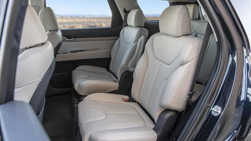Hyundai Palisade rear view