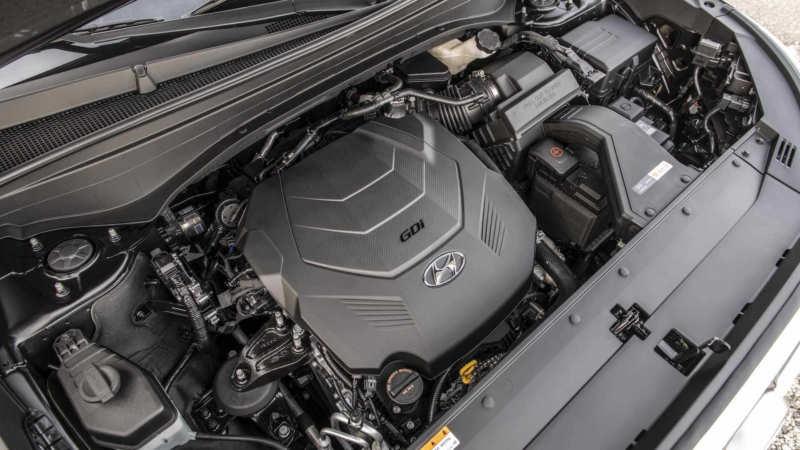 Hyundai Palisade engine