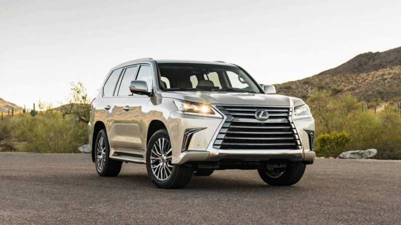 Photo of Lexus LX570