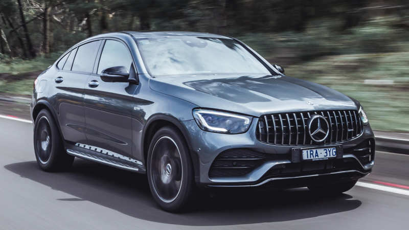 Mercedes Benz GLC – new, luxurious, safe