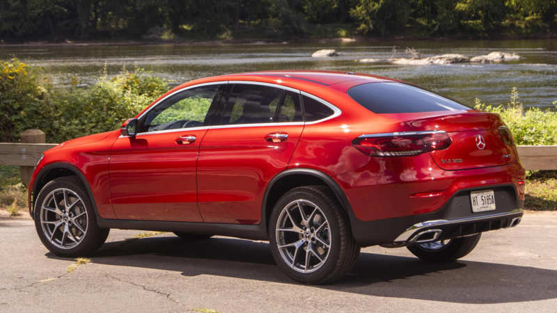 Mercedes-Benz GLC car photo