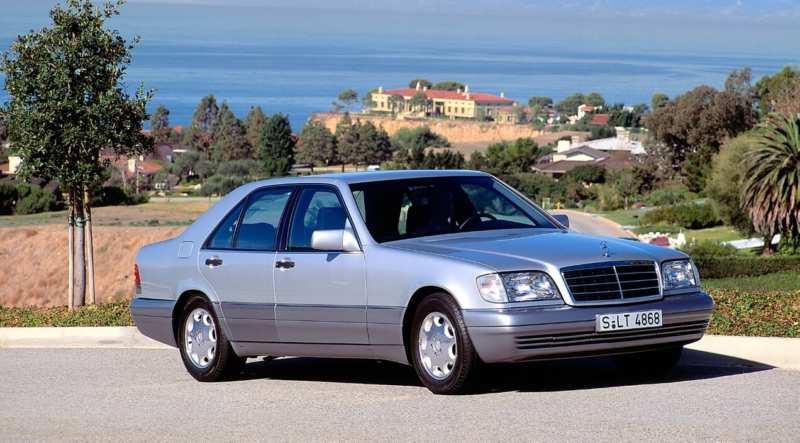 Photo Mercedes-Benz W140