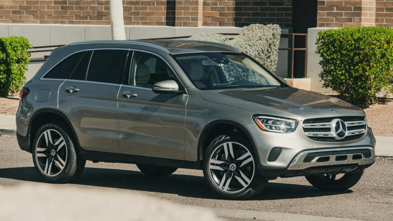 Mercedes-Benz GLC 2020