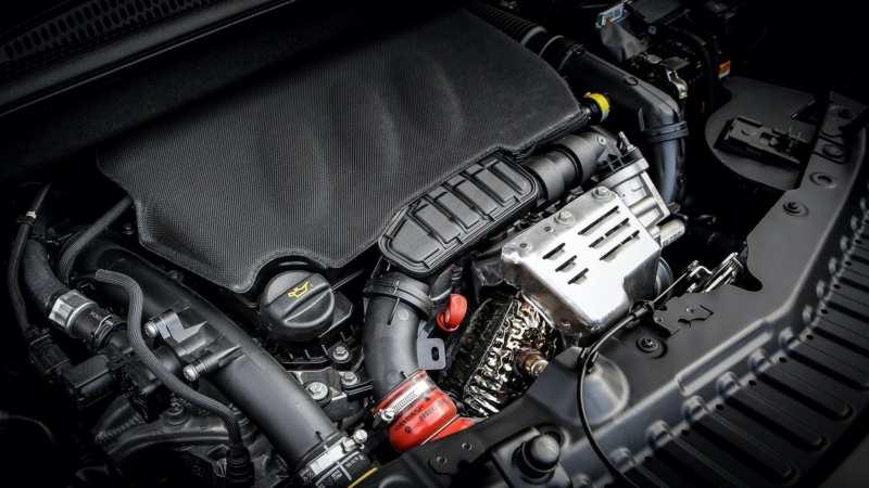 Opel Crossland X engine
