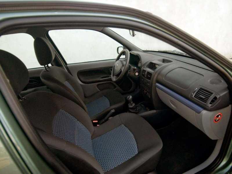 Interior Renault Symbol