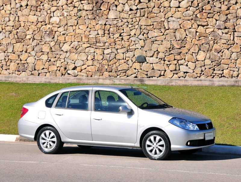 Photos of Renault Symbol II