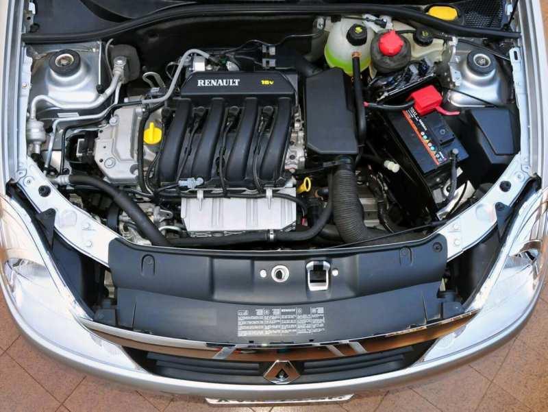Symbol II motor