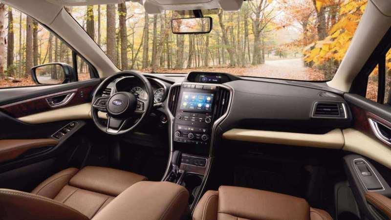 Subaru Ascent interior