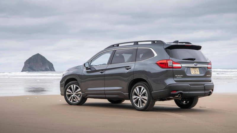 Subaru Ascent crossover