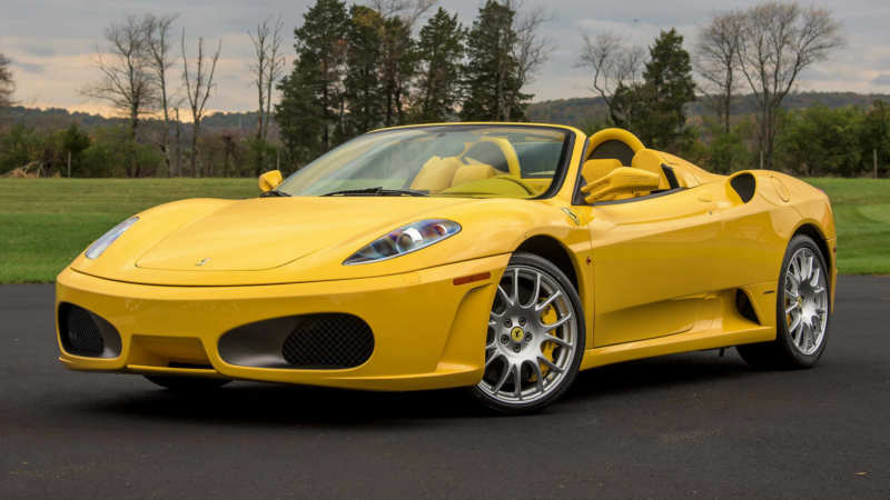 Photos of Ferrari F430 Spider