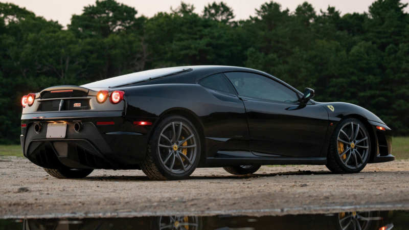 Ferrari 430 Scuderia car photo