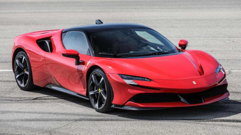 Ferrari SF90 Stradale photo
