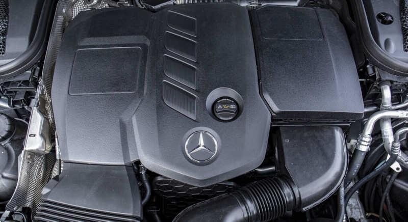 Engine Mercedes-Benz E-Class W213