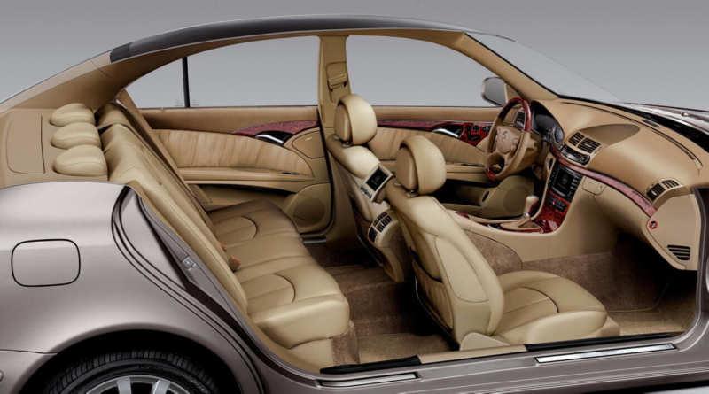 Mercedes-Benz E-class Elegance