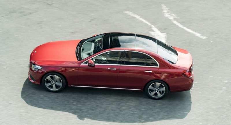 Photo of Mercedes-Benz E-Class W213
