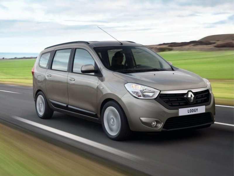 Auto Renault Lodgy
