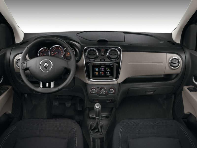 Renault Lodgy interior