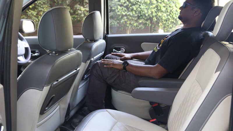 Renault Lodgy interior photo