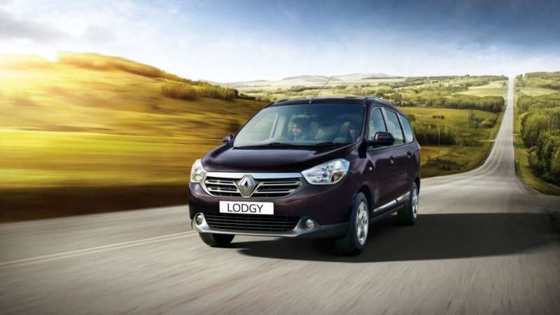 New Renault Lodgy