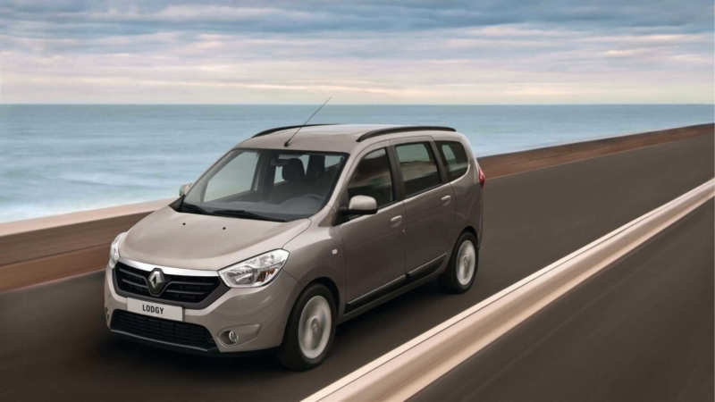 Picture of Renault Lodgy