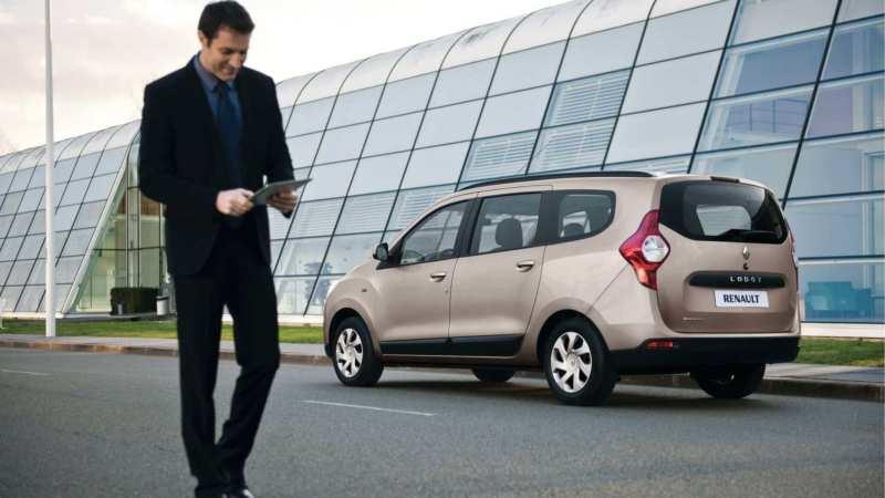 Photo Renault Lodgy
