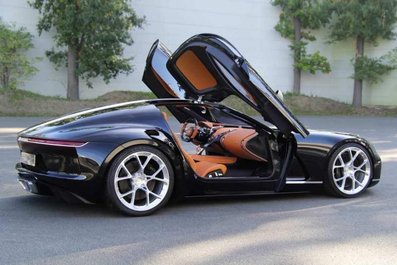 Car photo Bugatti Atlantic Concept