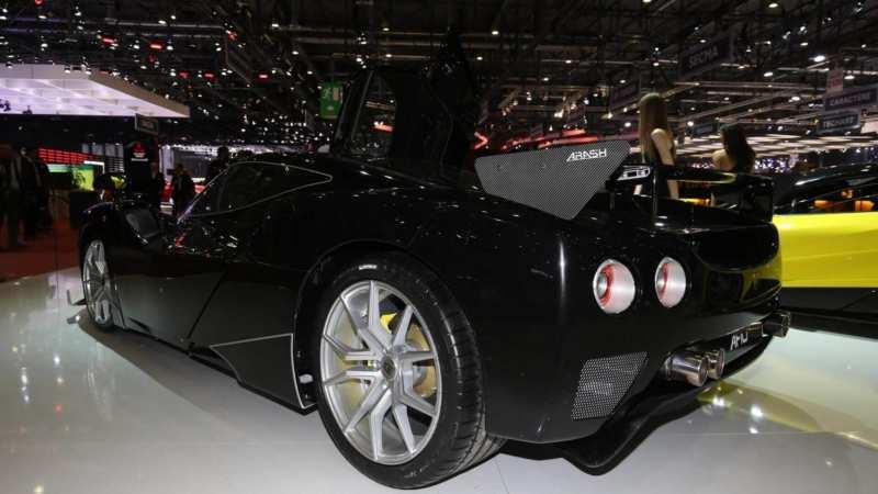 Arash AF10 car photo