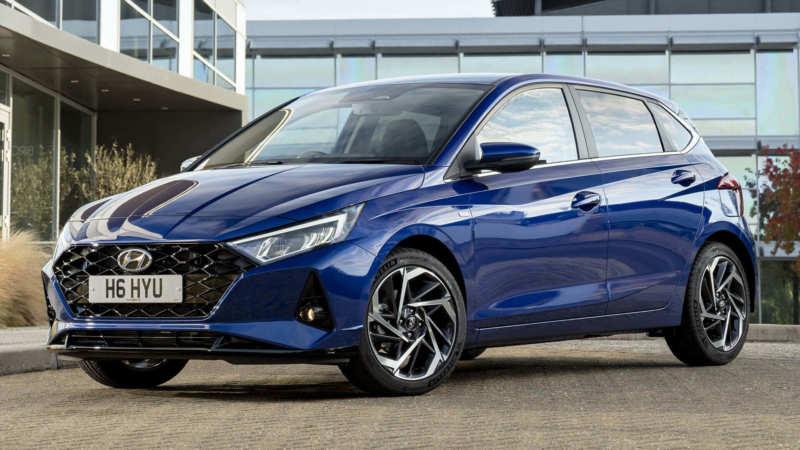 Photo car Hyundai i20