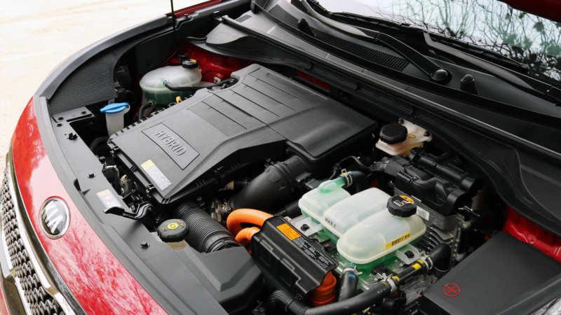 Kia Niro engine
