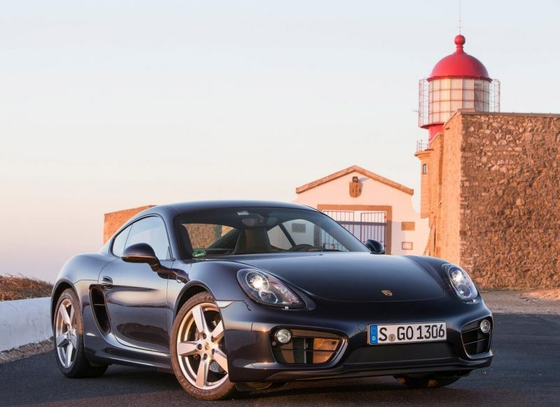Photo by Porsche Cayman