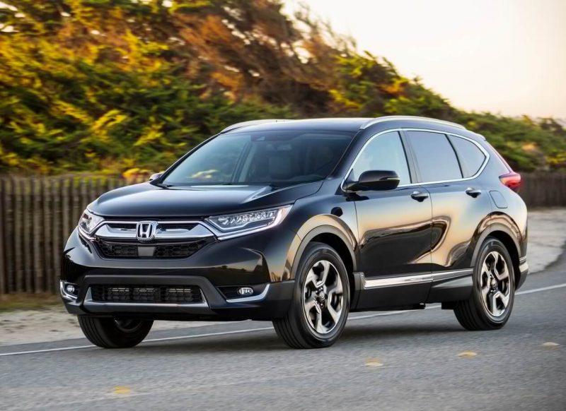Honda CR-V crossover