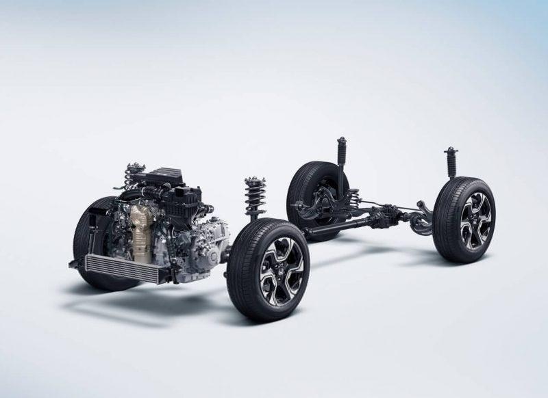 Honda CR-V transmission