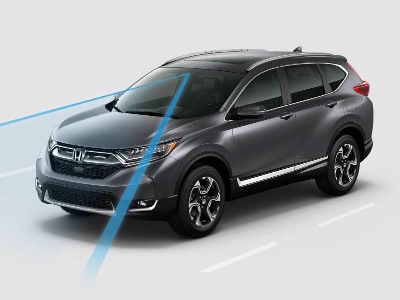 Safety Honda CR-V