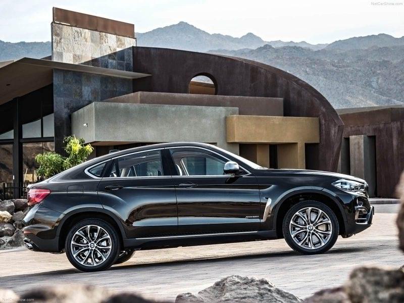 Фото нового BMW X6