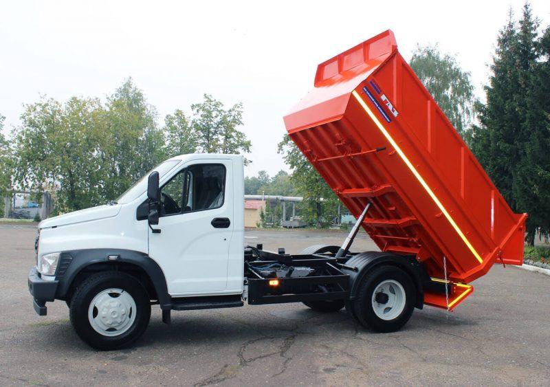 GAZon Next Dump Truck