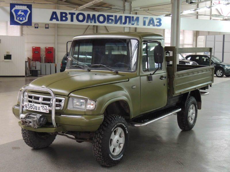Auto GAZ-Ataman