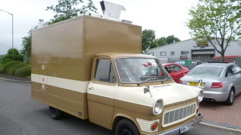 Photo Ford Transit 1965