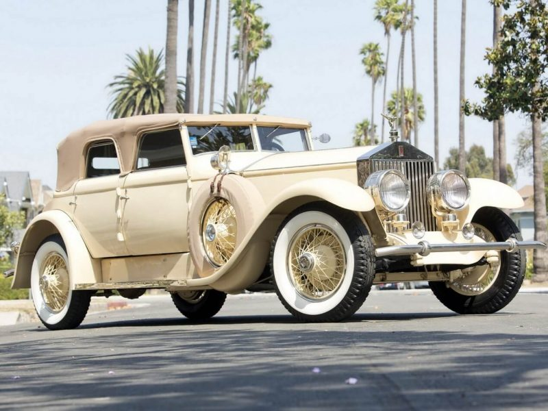 Auto Rolls-Royce Phantom I 1929