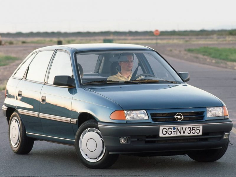 Photo Opel Astra F