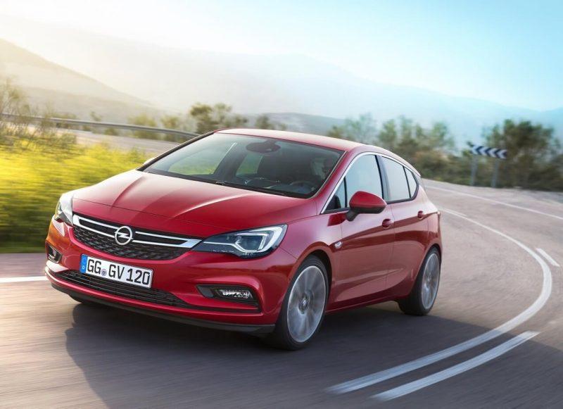 Photo Opel Astra K