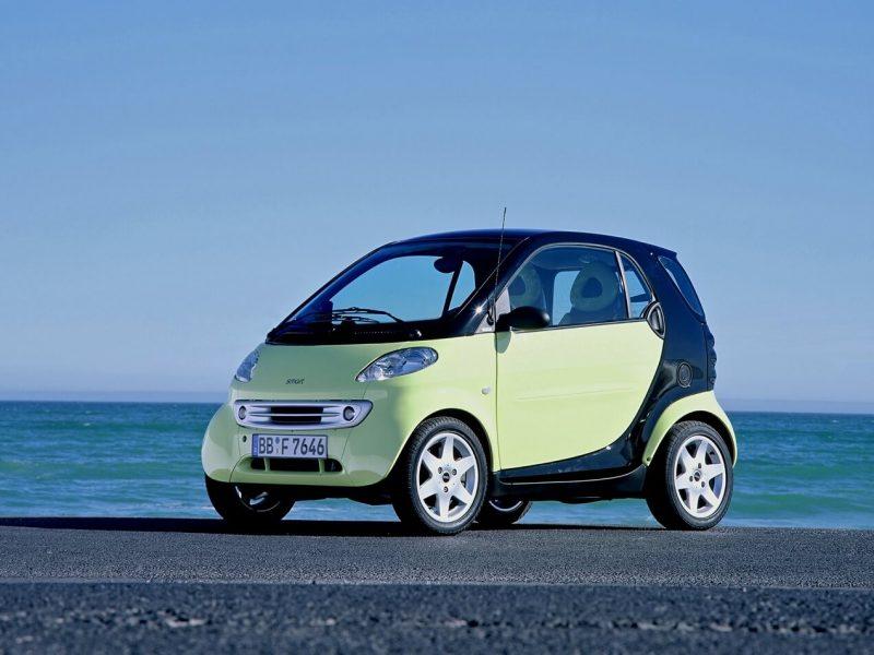 Photo Smart City Coupe
