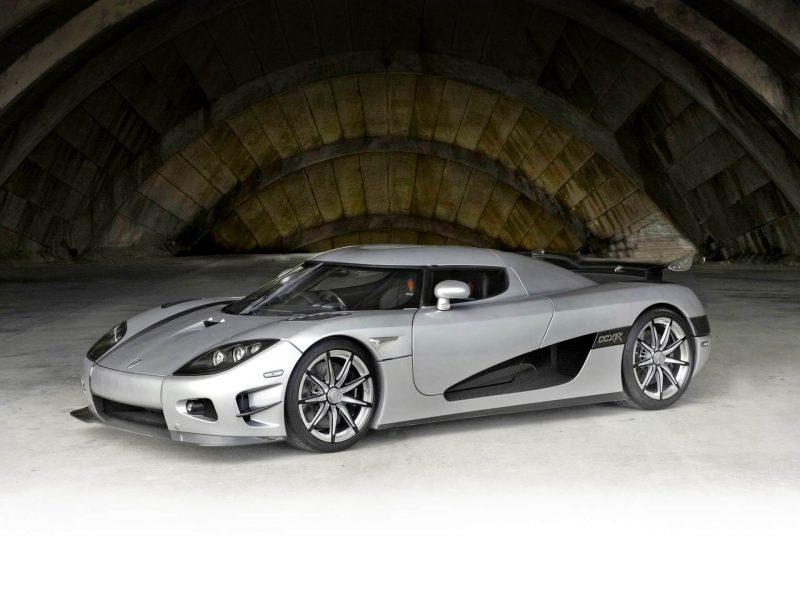 Auto Koenigsegg CCXR Trevita
