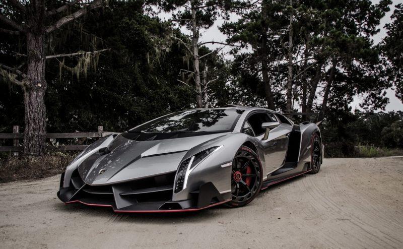 Auto Lamborghini Veneno