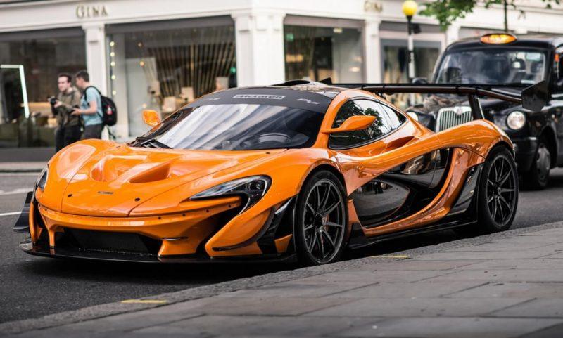 Photo McLaren P1 LM